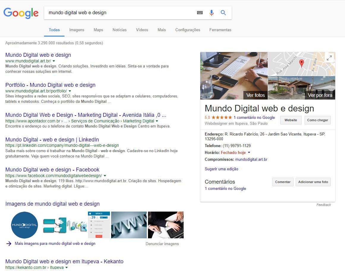 Otimização de Sites – SEO